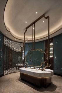 Dreamy Bathroom Lighting Design For Your Home 28
