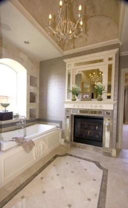 Dreamy Bathroom Lighting Design For Your Home 36