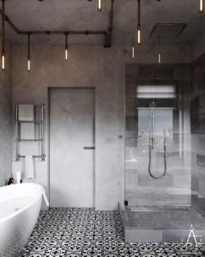 Dreamy Bathroom Lighting Design For Your Home 38