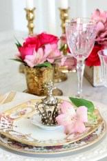 Elegant Table Settings Ideas For Valentines Day 13