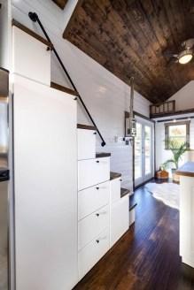 Genius Storage Ideas For Under Stairs 36