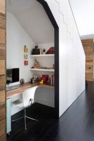 Genius Storage Ideas For Under Stairs 42
