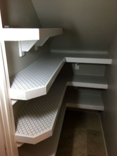 Genius Storage Ideas For Under Stairs 52