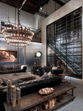 Modern And Unique Industrial Table Design Ideas 25