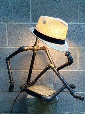Modern Industrial Lamp Design For Your Home 17