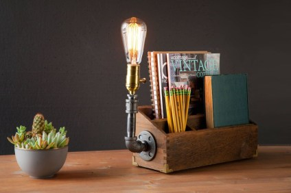 Modern Industrial Lamp Design For Your Home 35
