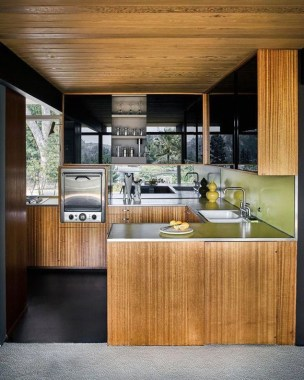Modern Mid Century Kitchen Design Ideas For Inspiration 01