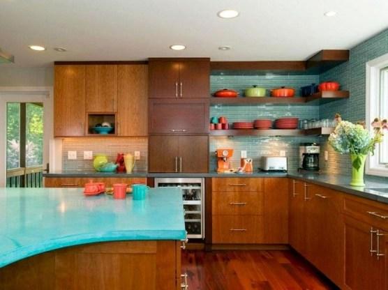 Modern Mid Century Kitchen Design Ideas For Inspiration 09