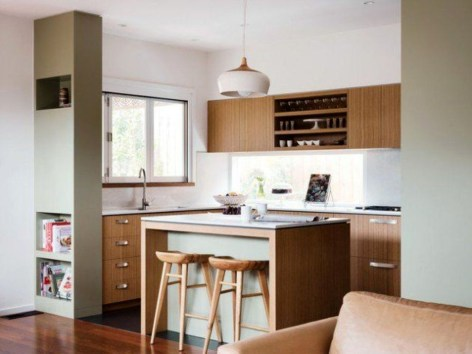 Modern Mid Century Kitchen Design Ideas For Inspiration 29