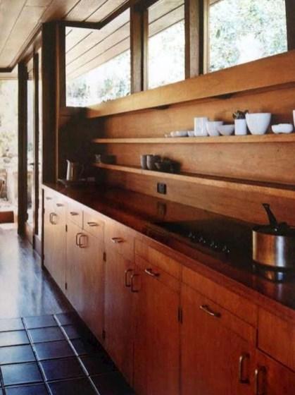 Modern Mid Century Kitchen Design Ideas For Inspiration 40