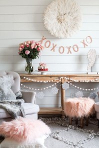 Simple DIY Valentines Day Decor Ideas 05