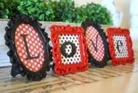 Simple DIY Valentines Day Decor Ideas 10