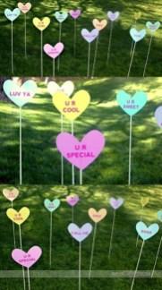 Simple DIY Valentines Day Decor Ideas 27