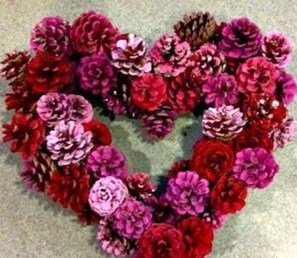 Simple DIY Valentines Day Decor Ideas 29
