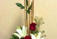 Stunning Valentine Floral Arrangements Ideas 15