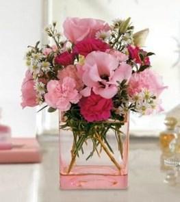 Stunning Valentine Floral Arrangements Ideas 18