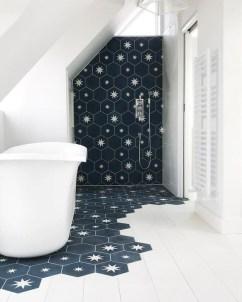 The Best Ideas Black Shower Tiles Design 10