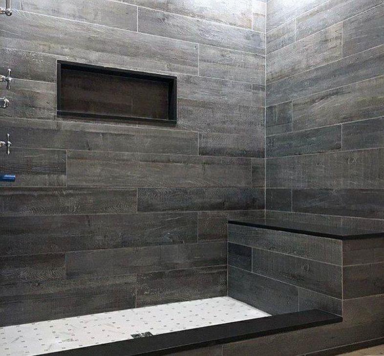 The Best Ideas Black Shower Tiles Design 24