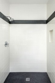 The Best Ideas Black Shower Tiles Design 36