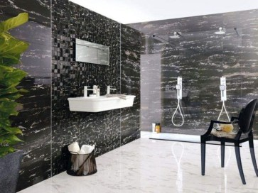 The Best Ideas Black Shower Tiles Design 37