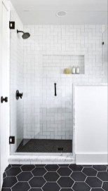 The Best Ideas Black Shower Tiles Design 39