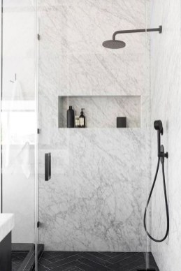 The Best Ideas Black Shower Tiles Design 41