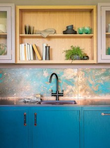 Unique And Colorful Kitchen Design Ideas 05