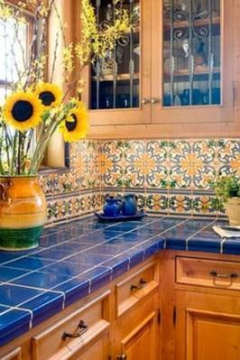 Unique And Colorful Kitchen Design Ideas 18