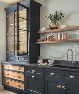 Unique And Colorful Kitchen Design Ideas 24