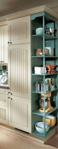 Affordable Farmhouse Kitchen Cabinets Ideas 12