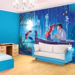 Awesome Disney Bedroom Design Ideas For Your Children 16