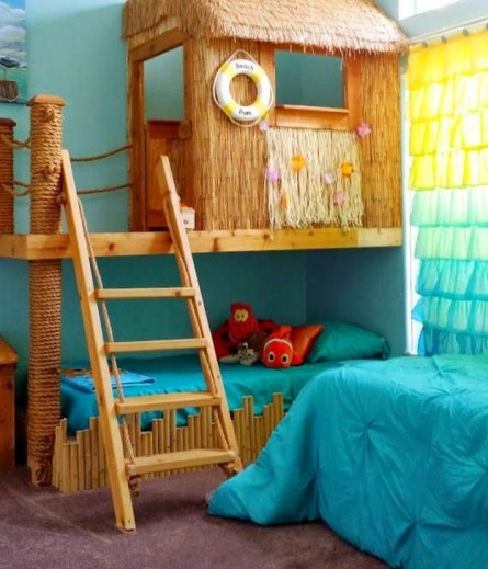 Awesome Disney Bedroom Design Ideas For Your Children 28