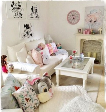 Awesome Disney Bedroom Design Ideas For Your Children 35