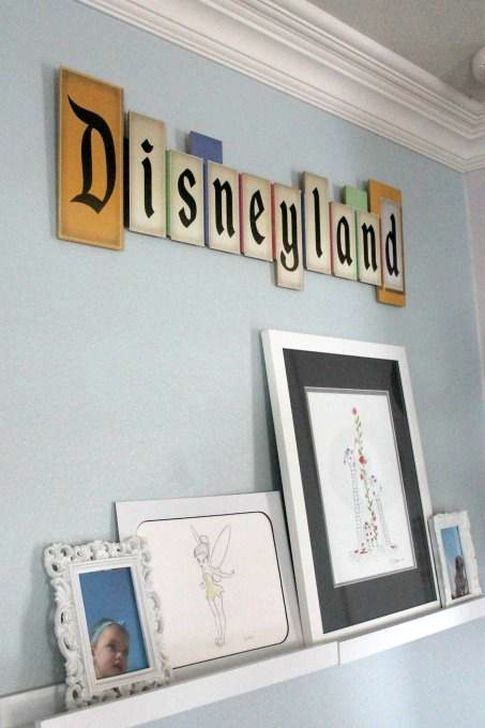Awesome Disney Bedroom Design Ideas For Your Children 43