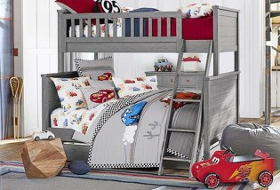 Awesome Disney Bedroom Design Ideas For Your Children 45