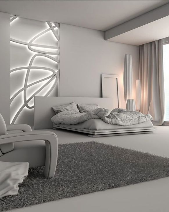 Best Bedroom Interior Design Ideas With Luxury Touch 03