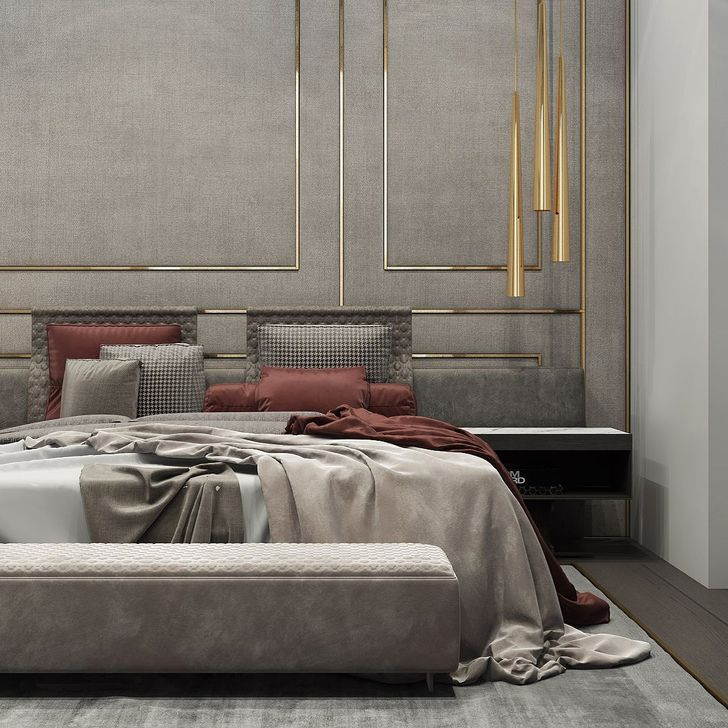 Best Bedroom Interior Design Ideas With Luxury Touch 16