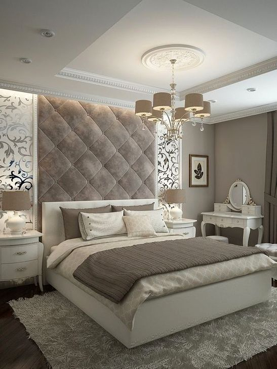 Best Bedroom Interior Design Ideas With Luxury Touch 23