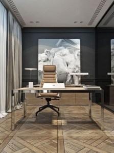 Brilliant Home Office Decoration Ideas 10