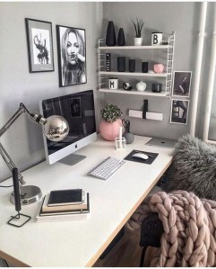 Brilliant Home Office Decoration Ideas 13