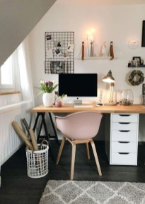 Brilliant Home Office Decoration Ideas 37