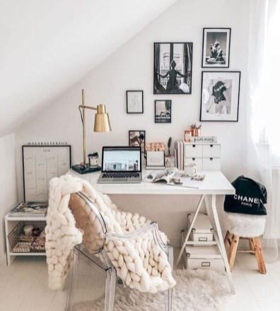 Brilliant Home Office Decoration Ideas 46
