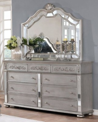Classy Bedroom Dressers Ideas With Mirror 08