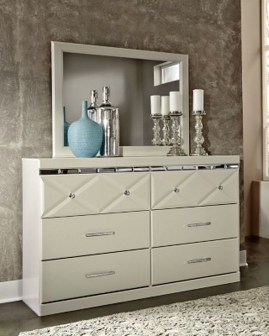 Classy Bedroom Dressers Ideas With Mirror 20