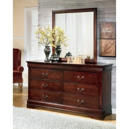 Classy Bedroom Dressers Ideas With Mirror 25
