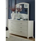 Classy Bedroom Dressers Ideas With Mirror 37