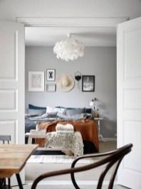 Cool Scandinavian Bedroom Design Ideas 04