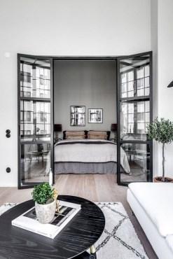 Cool Scandinavian Bedroom Design Ideas 07