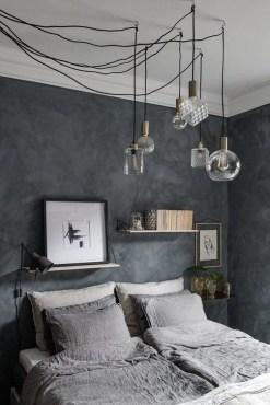 Cool Scandinavian Bedroom Design Ideas 09
