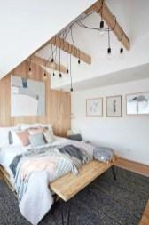 Cool Scandinavian Bedroom Design Ideas 20